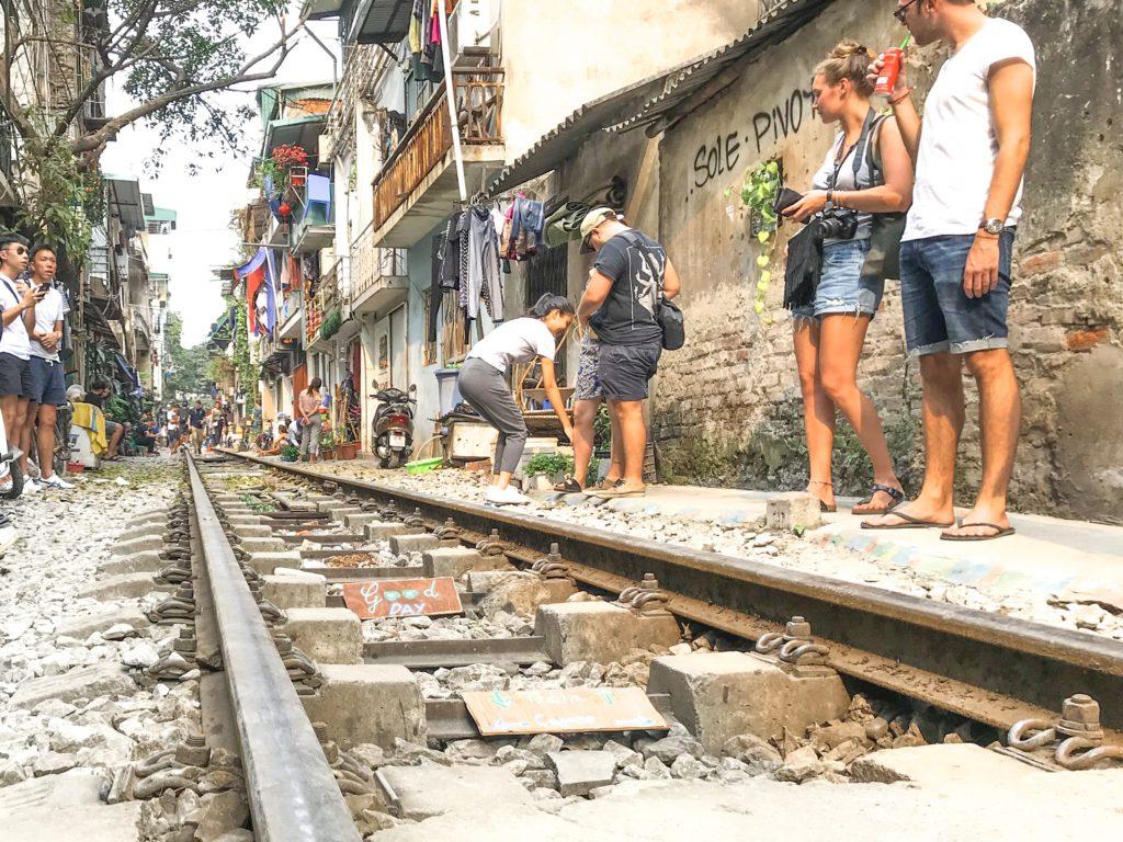Hanoi jernbane