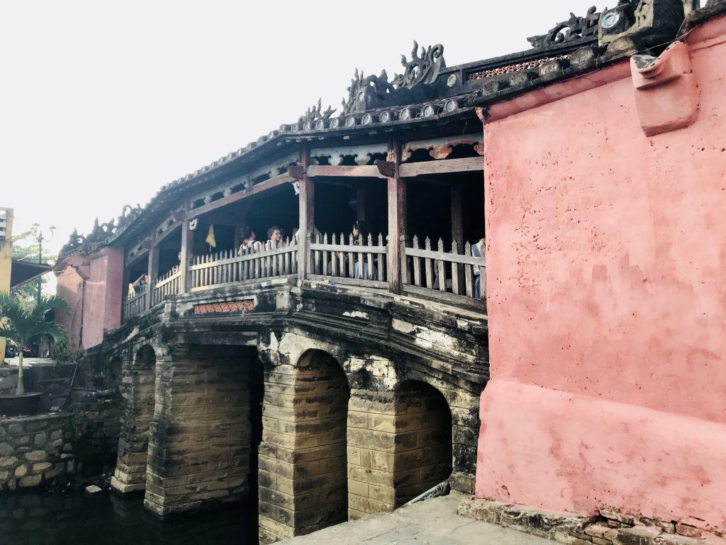 Hoi An - den japanske bro