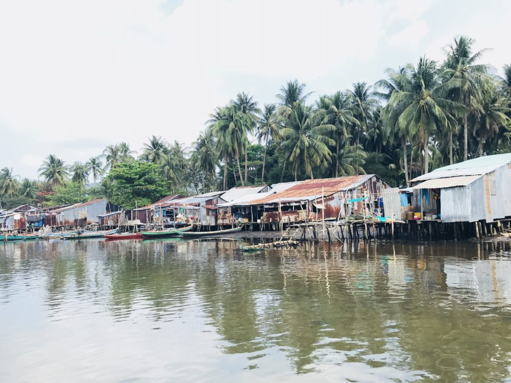 Phu Quoc fiskerlandsby
