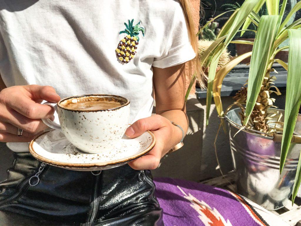 God kaffe i berlin hos Roamers