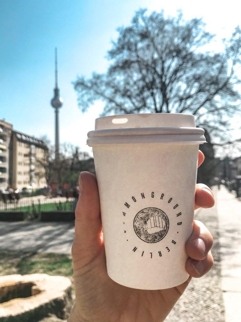 Kaffe i berlin