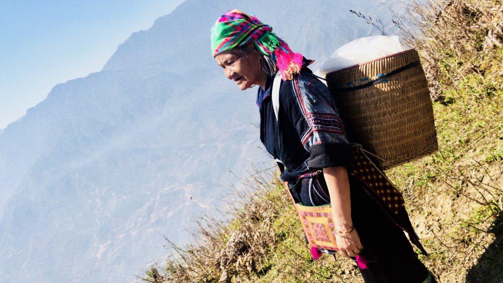 Smukkeste trekking i Sapa Vietnam