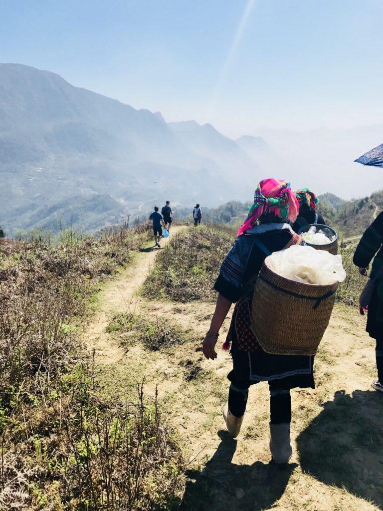 Trekking i Sapa Vietnam