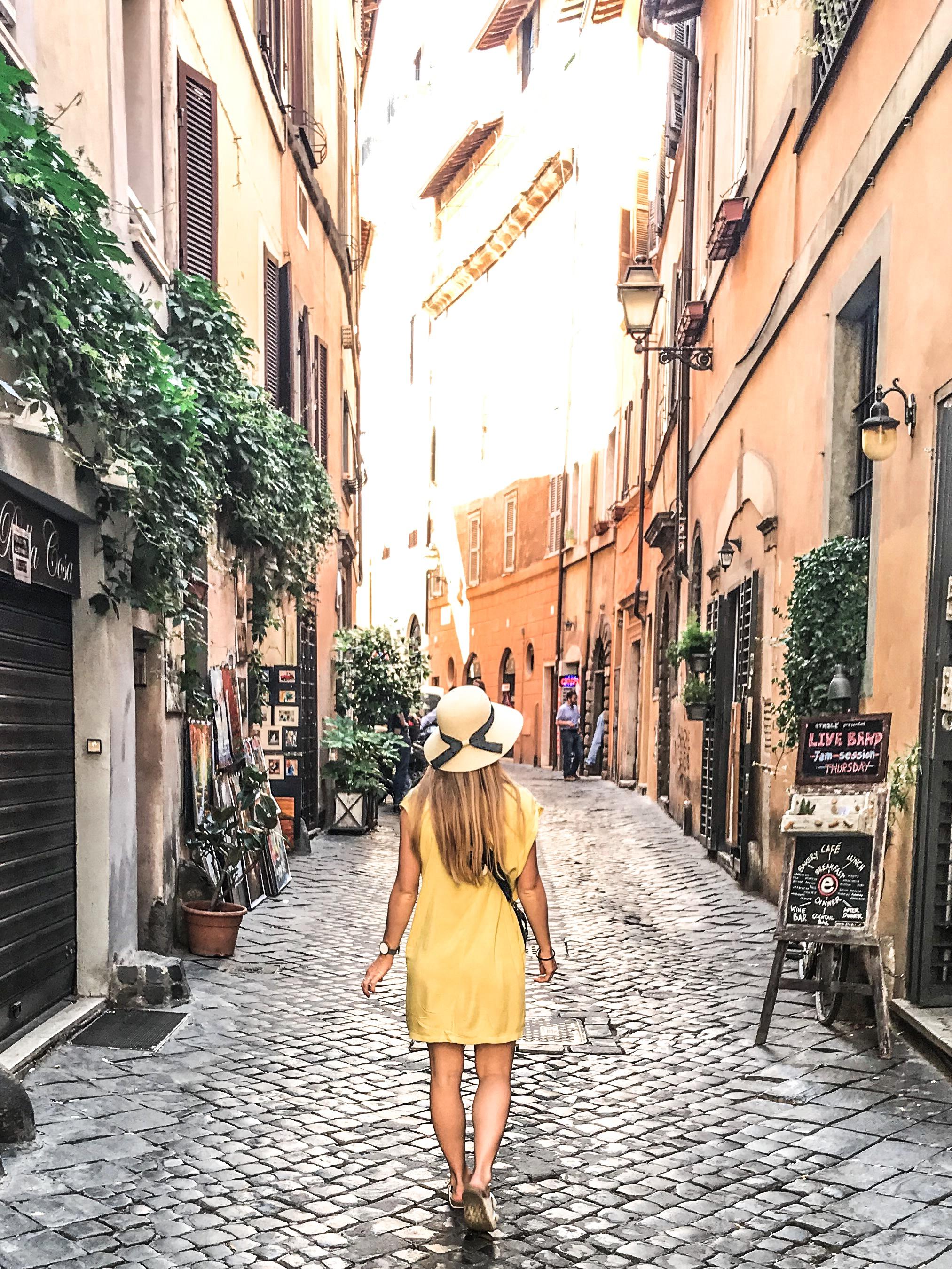 Guide til de bedste steder i Rom