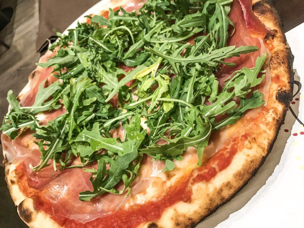 Bedste pizzaria i Rom Pizzeria da Baffetto