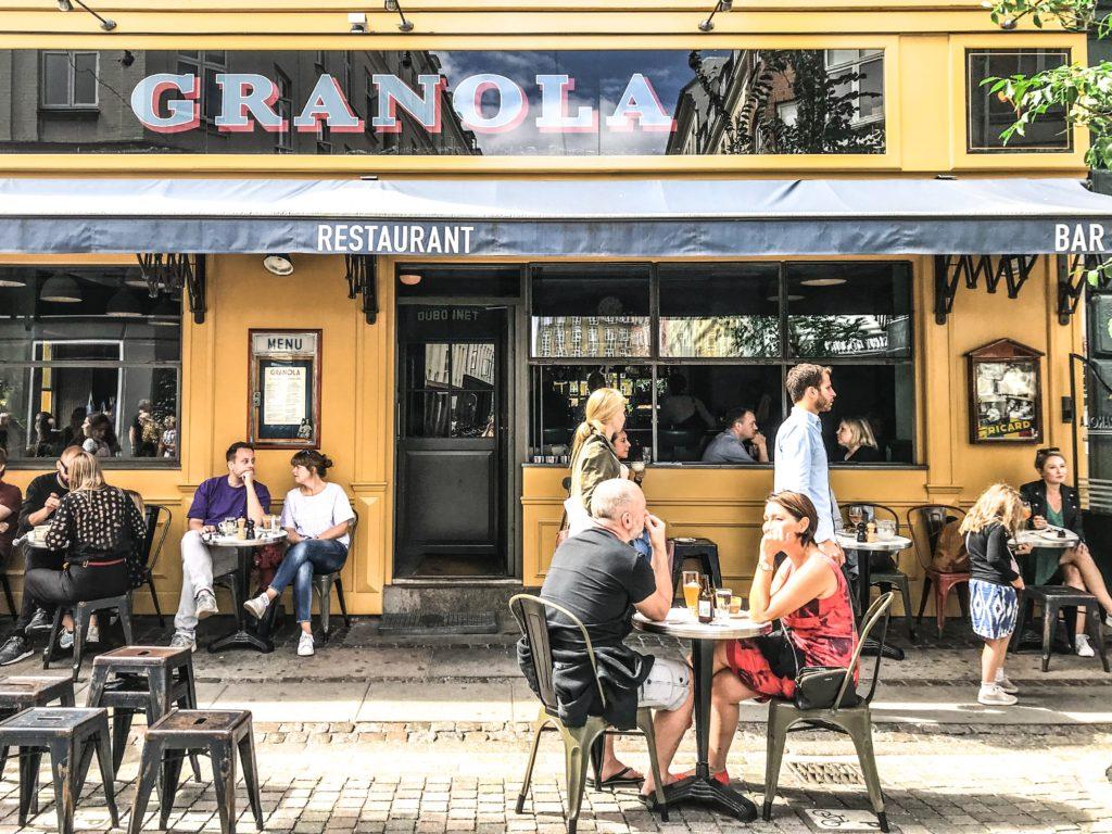Brunch København Granola