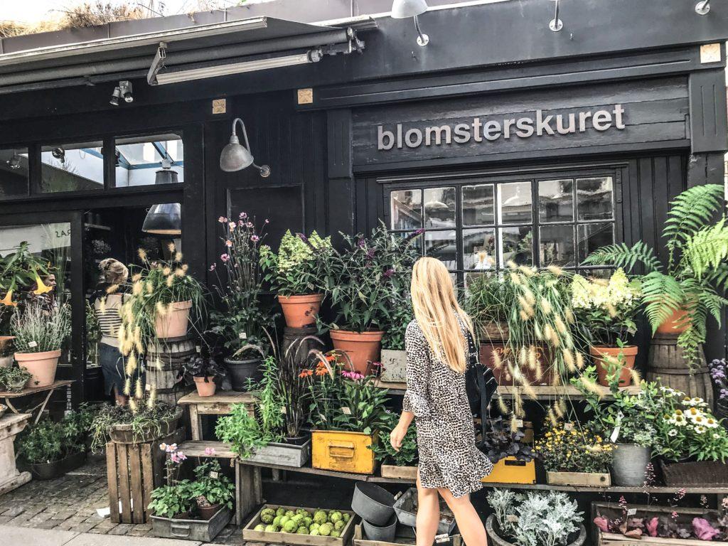 Hyggeligste gader København Værnedamsvej