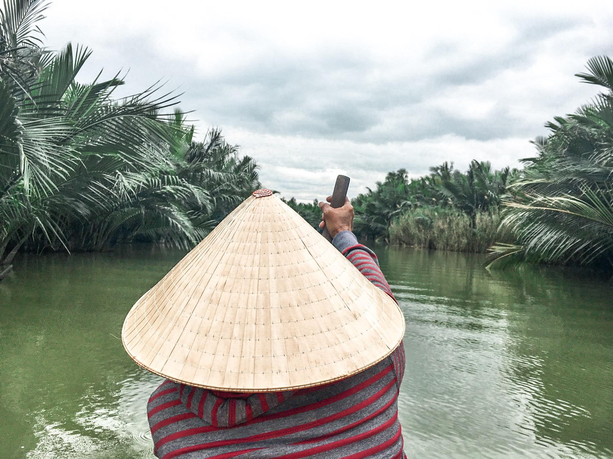 Sejltur i Hoi An