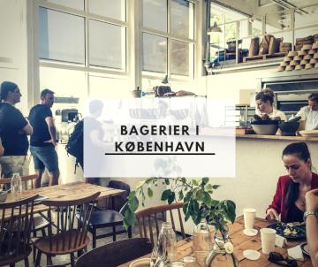 Bagerier i København