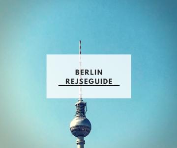 Berlin rejseguide