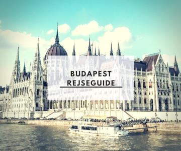 Budapest rejseguide