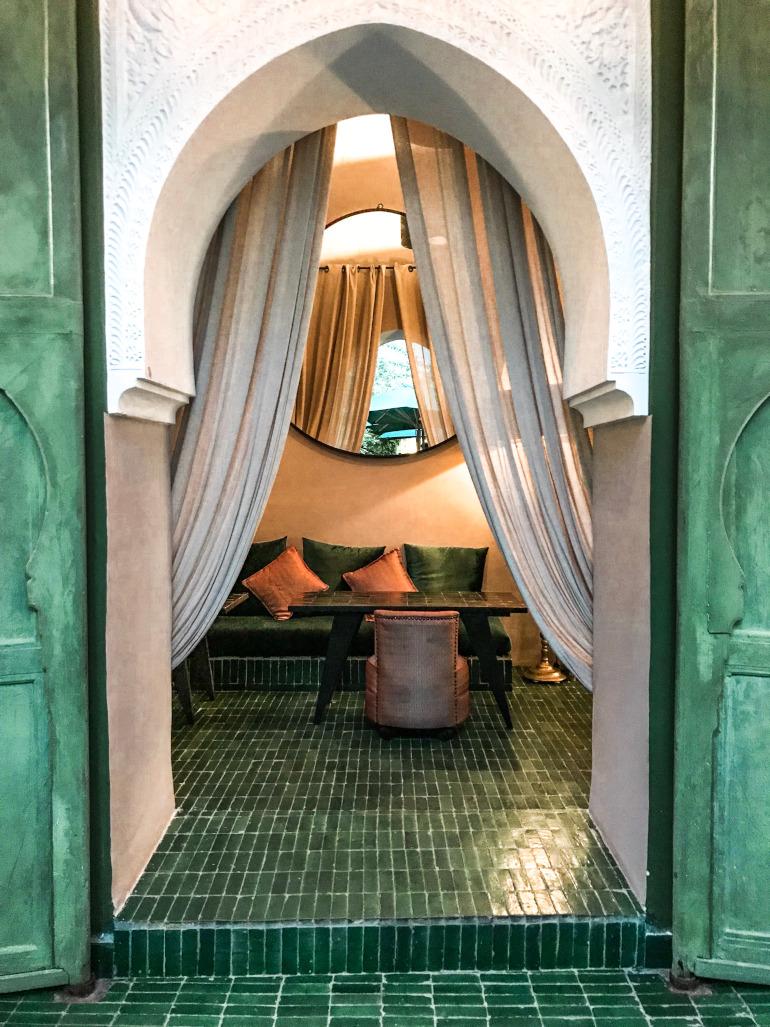 Café Jardin Marrakech