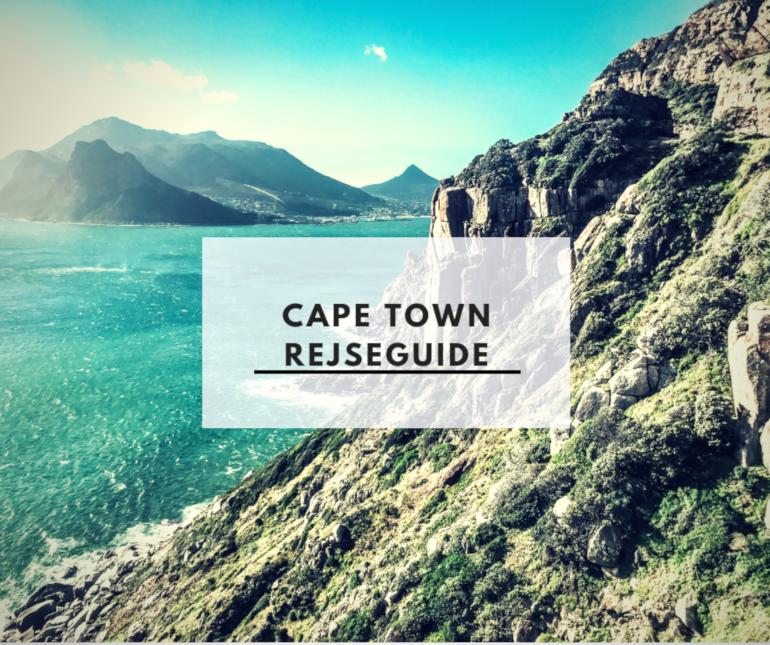 Cape Town rejseguide