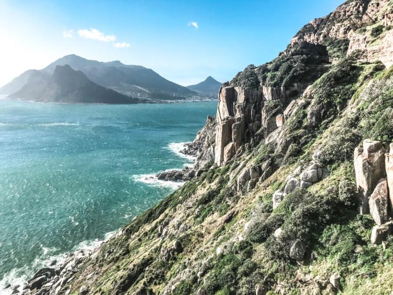 Chapmans peak drive Sydafrika