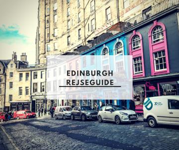 Edinburgh rejseguide