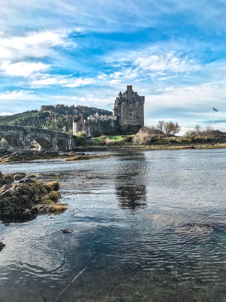 Eilian Donan Castle