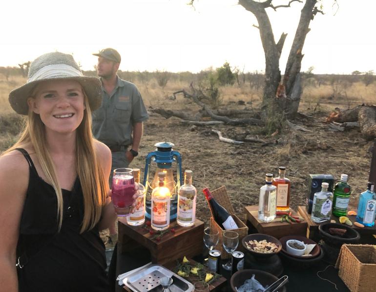 Gin smagning safari