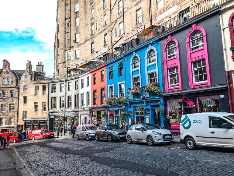 Guide til Edinburgh