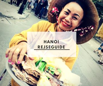 Hanoi rejseguide