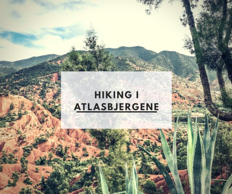 Hiking i Atlasbjergene