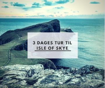Isle of Skye tur
