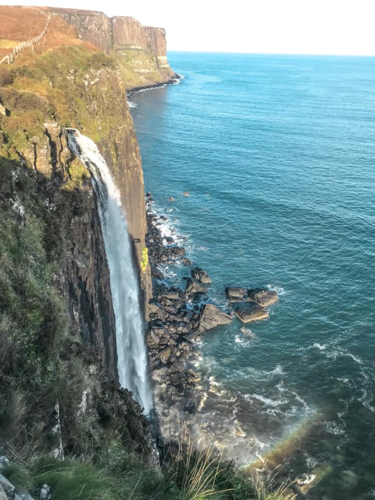 Isle of Skye Vandfald