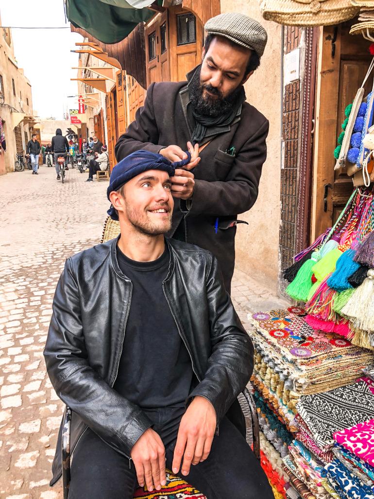 Marokkos folkefærd
