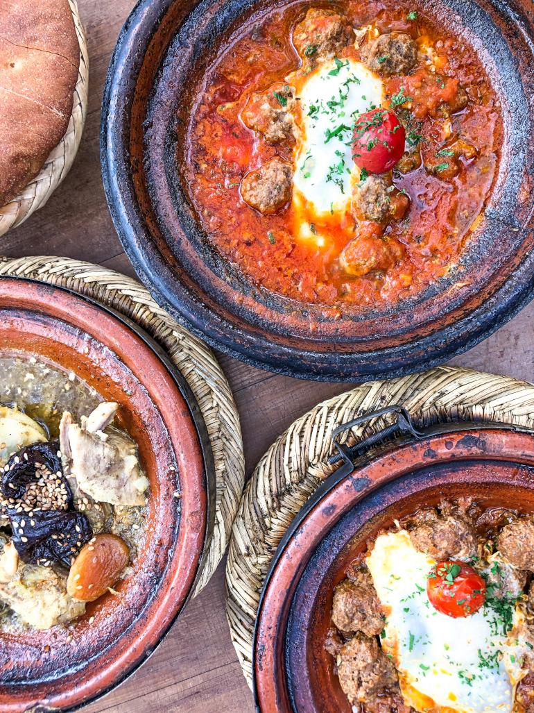 Madguide til Marokko