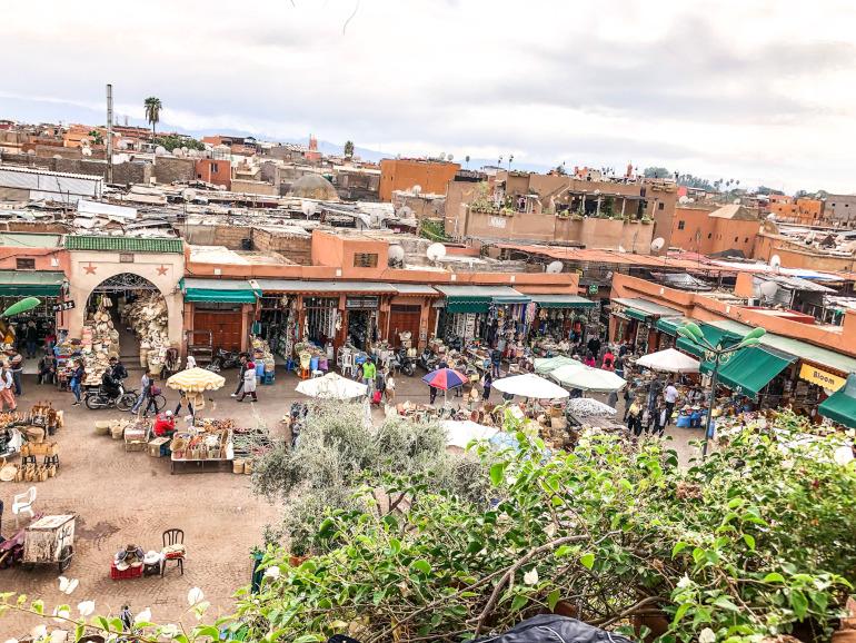 Marrakech by