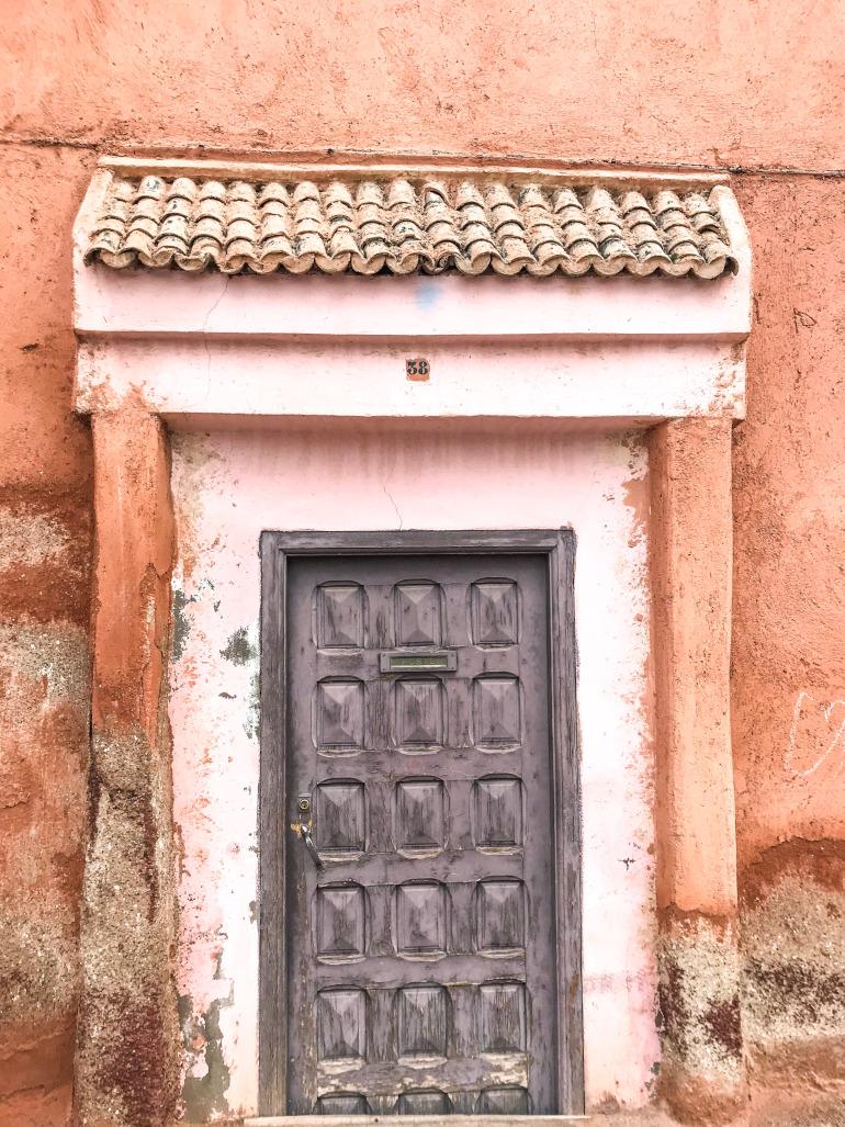 Marrakech bygninger