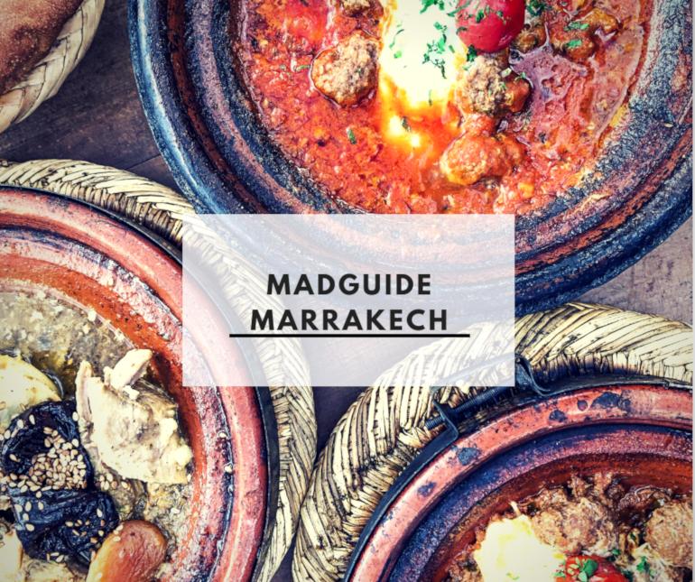Marrakech madguide