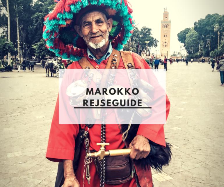 Marroko rejseguide