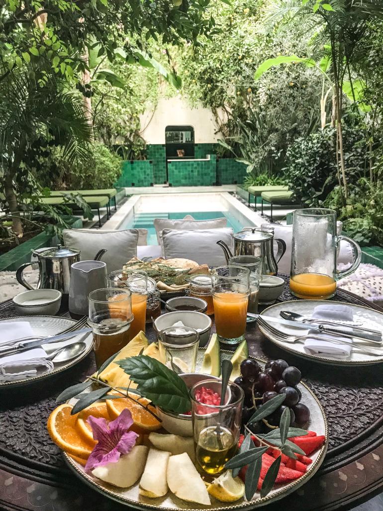 Morgenmad Riad Kitula