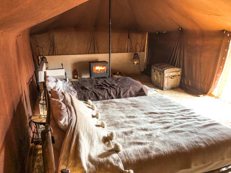 Scarabeo Camp Marokko