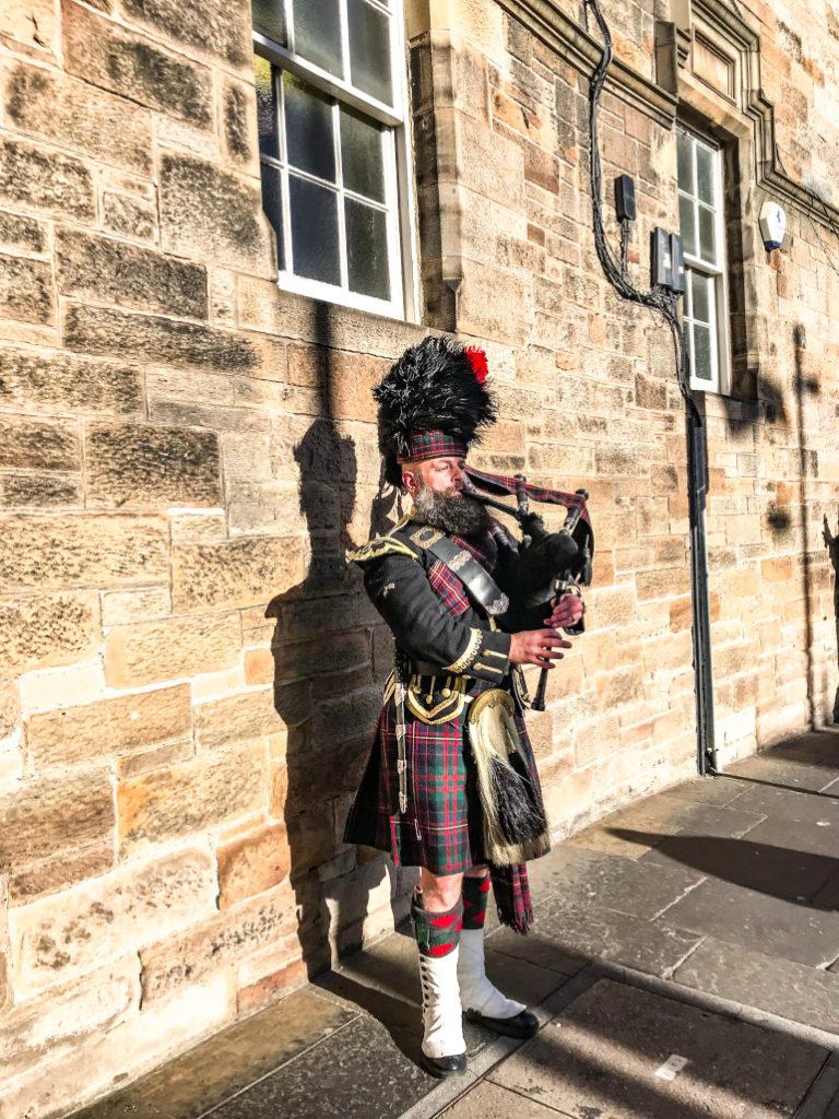 Skotland Edinburgh