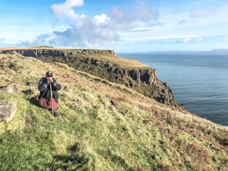 Skotsk natur