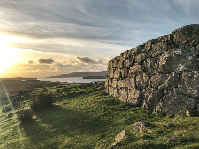 Smuk natur Isle of Skye