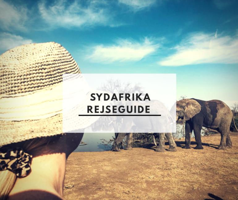 Sydafrika rejseguide
