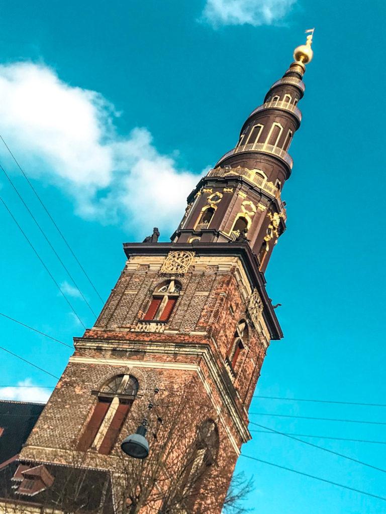Vor frelser kirke på Christianshavn