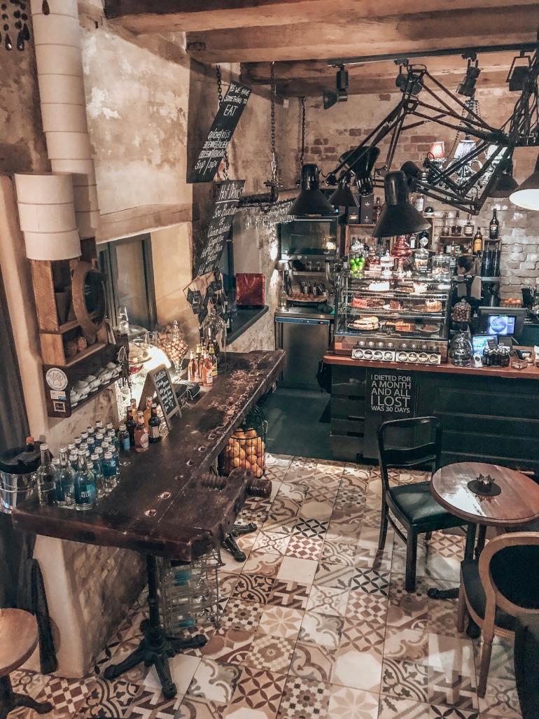Kaffeguide til Riga