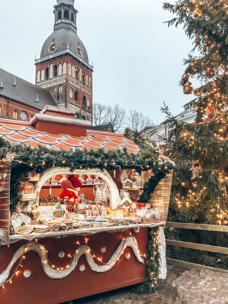 Oplevelser i Riga til jul