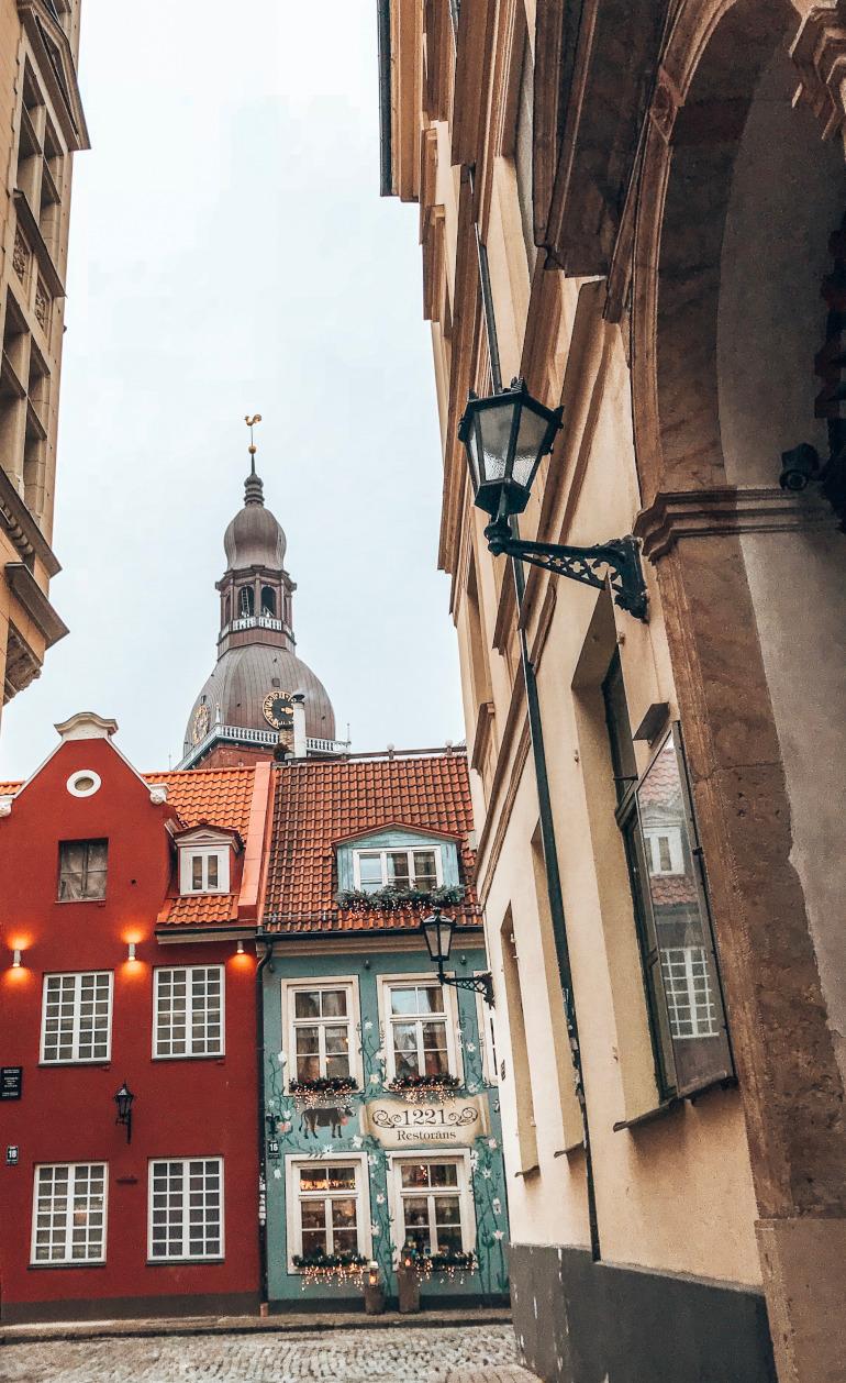 Riga guide