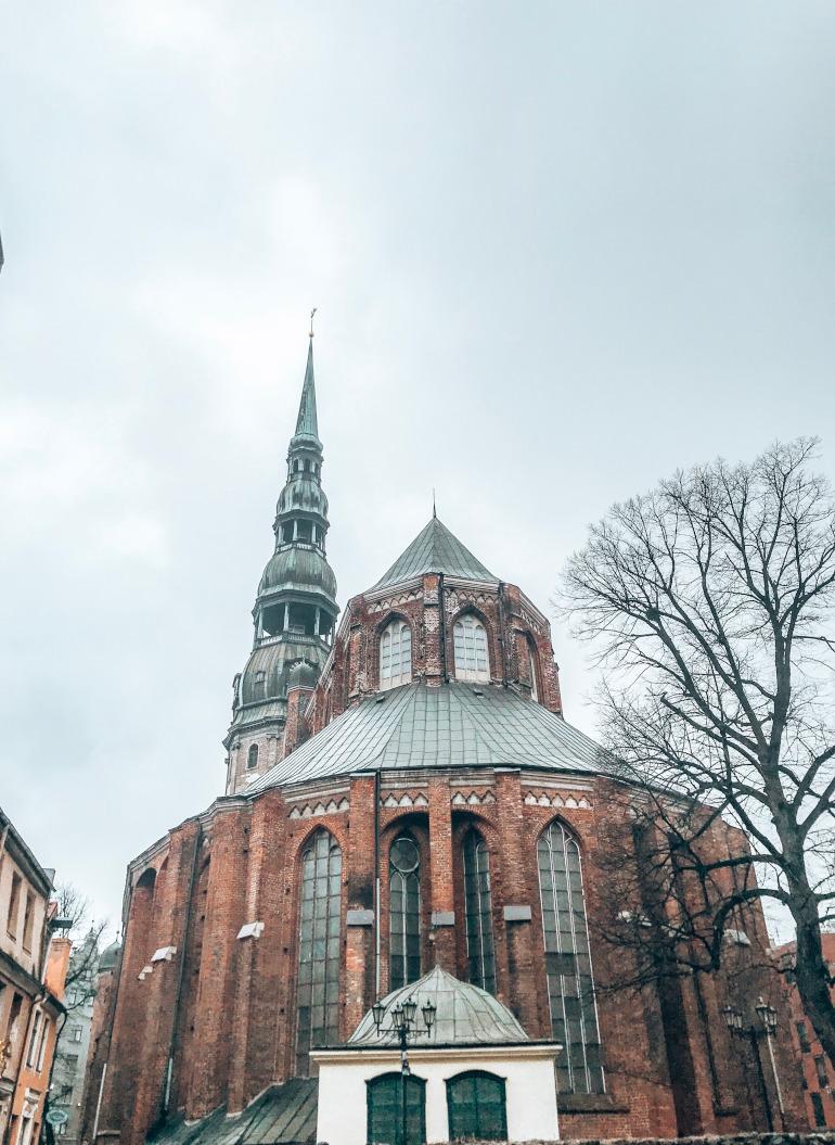 Riga oplevelser