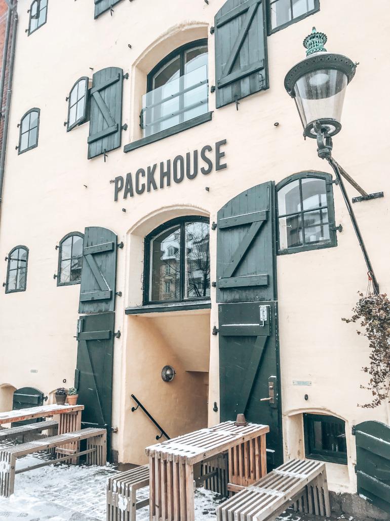 The Packhouse brunch i København