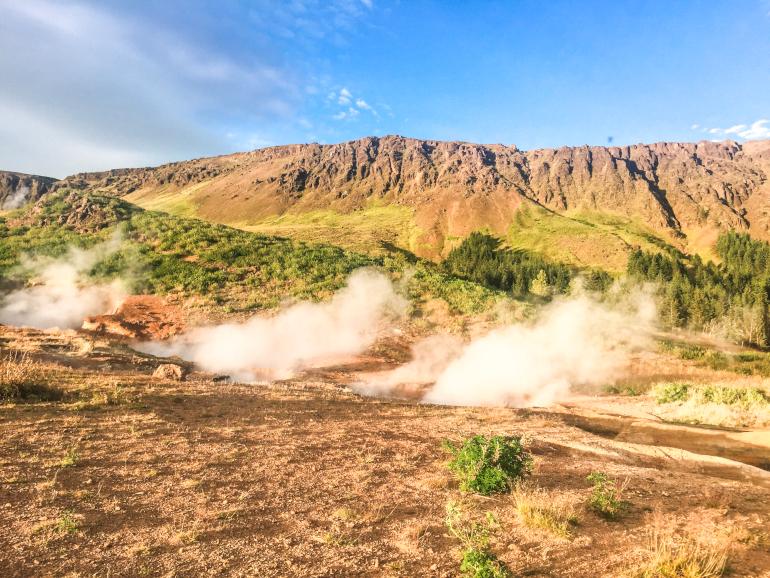 Islands smukke natur